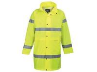 Plášť do dažďa výstražný pracovný H442 žltý