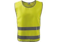 Vesta výstražná CLASSIC SAFETY VEST žltá