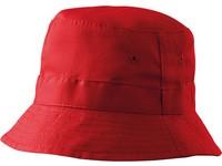 Čiapka klobúčik červený ADLER HAT CHILD