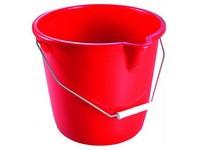Vedro PVC 10L kovová rúčka