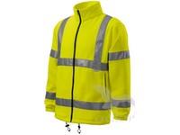 Bunda výstražná 5v1 HV Fleece Jacket žltá