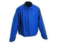 Blúza montérková NAXOS BA/PES modrá, dopredaj