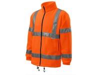 Bunda výstražná 5v1 HV Fleece Jacket oranžová