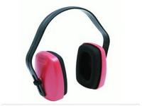 Chránič sluchu slúchadlový LASOGARD LA 3001 červený