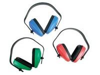 Chránič sluchu slúchadlový LASOGARD LA 3001 zelený