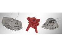 Šablóny plastové na remenice V-belt Optibelt
