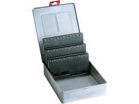 Kazeta PRÁZDNA pre vrtáky 1-10mm