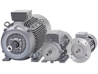 elektromtor 1LA7083-4AA11, 0,75kW,  Siemens