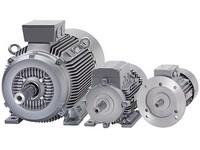 elektromotor 1LA7107-4AA60-Z A11, 3kW, 1420ot,  B3, Siemens