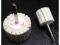 Kotúč plstený lamelový so stopkou 50x30x6 válcový