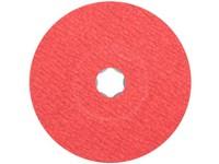Kotúč brúsny fibrový CC-FS 125 CO-COOL 120  PFERD