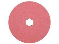 Kotúč brúsny fibrový CC-FS 125 CO 80  PFERD