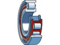Valčekové ložisko - príložný krúžok HJ 314 EC/VA301  SKF
