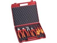 Box s náradím pre elektrikárov 7-dielny