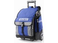 Batoh / ruksak s kolieskami na náradie