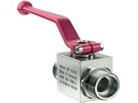 "Guľový ventil PN500 G1/4""vnút. KH1/4CFX"