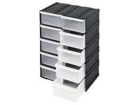 Box PVC 70x90x225 priehľadný PATROL(10ks)