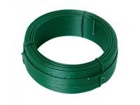 Drôt viazací 1.4mm x 50m PVC zelený