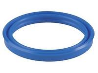 Manžeta  MAN 60x75x11.4 T20 modrá