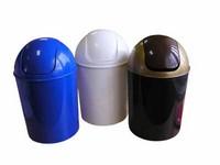 Kôš na odpad preklápací 15L okrúhly DOPREDAJ