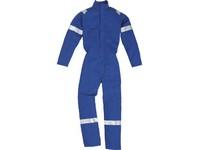 Kombinéza pracovná Maico modrá ohňovzdorná bavlna