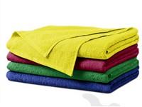 Osuška citronová TERRY BATH TOWEL 350 70x140cm
