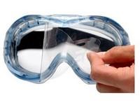 Fólia ochranná fólie na ochranu zorníka pre okuliare Fahrenheit 10ks/bal