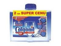 CALGONIT  250ml čistič umývačky duo pack