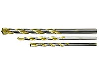 Sada vrtákov do muriva 5-6-8-10 mm, Golden Line MTX