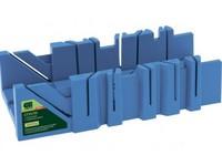 Box pokosový plastový 300x90mm, 6 uhlov SIBRTEH