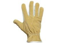 Pracovné rukavice celokožené HERON