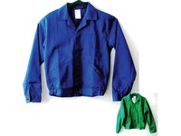 Blúza montérková NAXOS BA modrá, dopredaj