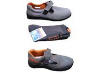 Obuv sandále DeLUX Safety Veleta S1  s ponožkami TREK DOPREDAJ