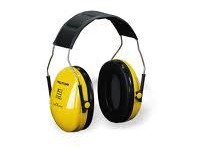 Chránič sluchu slúchadlový PELTOR H510A-401-GU OPTIME I Headband