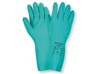 Pracovné rukavice chemické SOL-VEX 37-675