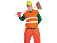 Pracovná vesta výstražná LYNX oranžová