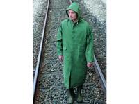 Pracovný plášť do dažďa OPSIAL DARIA zelený