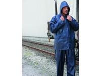 Pracovný odev do dažďa OPSIAL MARIN modrý