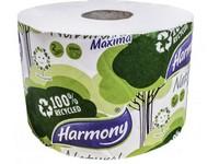 Toaletný papier HARMONY MAXIMA 69m