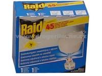 RAID elektrický strojček tekutý
