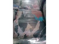 Handra PUCWOLA  handrová voľné balenie farebná 10kg/bal