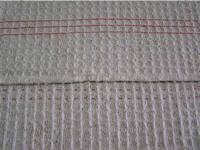 Handra tkaná vaflová IVANA 60x70 biela