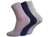 Ponožky tmavé DOPREDAJ