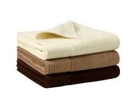 Uterák froté ADLER Bamboo Towel 450 mandlový 50x100cm