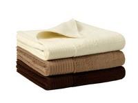 Uterák froté ADLER Bamboo Towel 450 nugátový 50x100cm