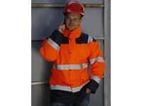 Bunda výstražná OPSIAL FIRST oranžová