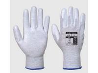 Rukavice antistatické povrstvené A199 PU PALM