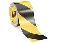 Páska 3M 5702 PVC bezpečnostná šrafovaná žlto-čierna