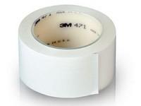 Páska 3M 471 PVC lepiaca vyznačovacia biela