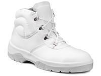 Pracovná obuv členková M-Fibre DELTA O2 biela
